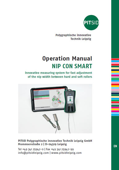 PDF-Download - Contact Zone Gauge NIP CON SMART - Operation Manual